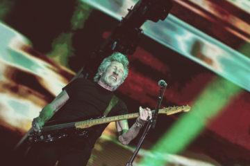 Roger Waters conquista il Circo Massimo al grido di «Stay human»