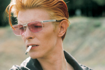 David Bowie, sessualmente trasmissibile