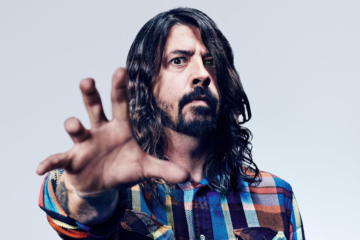 Dave f**kin' Grohl
