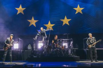 A Milano il sogno europeo degli U2
