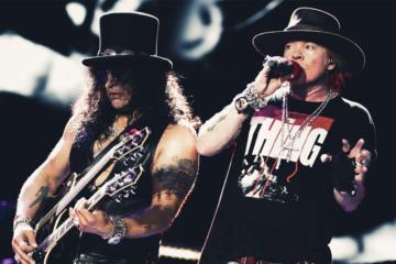 I Guns N' Roses sono tornati in studio di registrazione