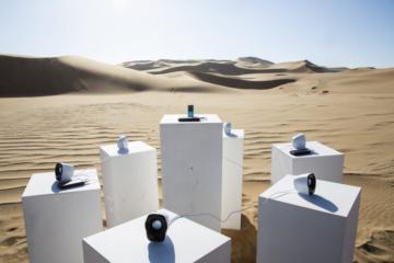 I Toto suoneranno in eterno (o quasi) nel deserto del Namib