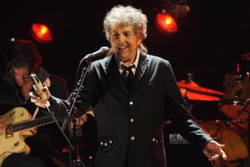 Bob Dylan, niente foto durante i suoi live