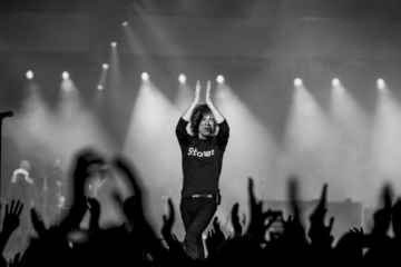Mick Jagger: «Bob Marley mi aiuta a salire sul palco»