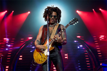 Lenny Kravitz, la magia del rock made in USA