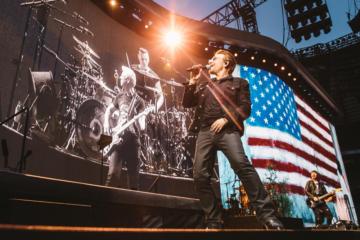 """Gli U2 ancora in tour per festeggiare """"The Joshua Tree"""""""