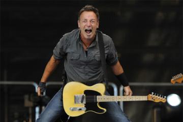 Bruce Springsteen ha confermato il ritorno live
