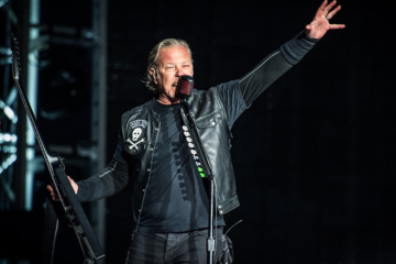 Il fuoco dei Metallica spegne la pioggia