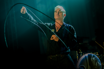 """Morrissey torna con """"I Am Not A Dog On A Chain"""""""