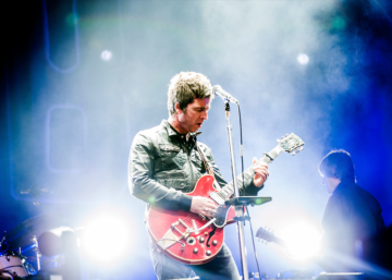 Noel Gallagher a Edimburgo ha suonato un brano inedito