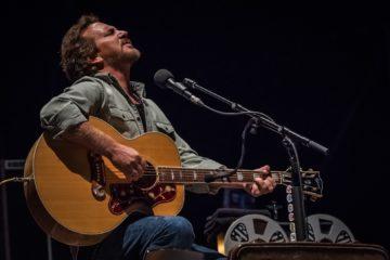 Eddie Vedder, lo spettacolo della semplicità