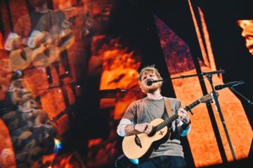 Il tour di Ed Sheeran ha battuto ogni record