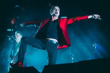 """I Depeche Mode al cinema con """"Spirits In The Forest"""""""