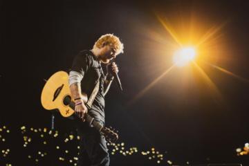 É di Ed Sheeran il live più visto del secondo semestre