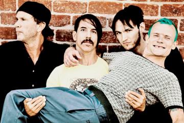 I Red Hot Chili Peppers tornano in Italia per un'unica data
