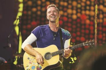Chris Martin sui tour ecosostenibili: «Molti artisti si stanno avvicinando a questa idea»