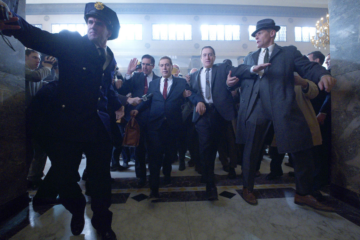 Robert De Niro e Al Pacino: quei malinconici mafiosi di Martin Scorsese