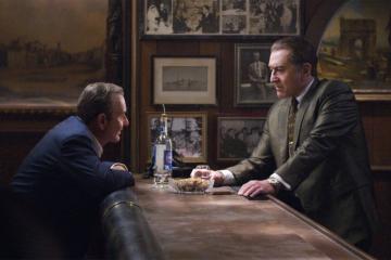 """Martin Scorsese è il Mike Tyson dei gangster movie, e """"The Irishman"""" ne è la conferma"""