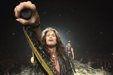 Gli Aerosmith tornano in Italia per un'unica data