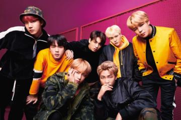 I BTS hanno annunciato un tour mondiale