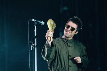 Liam Gallagher vorrebbe riportare gli Oasis sul palco del Glastonbury Festival