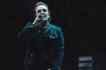 Gli U2 a Seoul hanno omaggiato John Lennon
