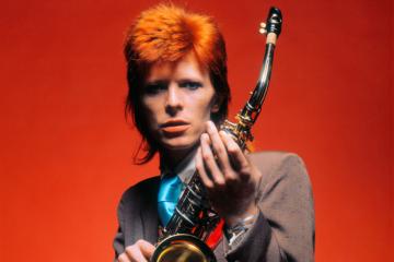 David Bowie non cantato da David Bowie