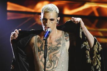 Sanremo 2020, le pagelle: la performance di Achille Lauro salva la prima serata