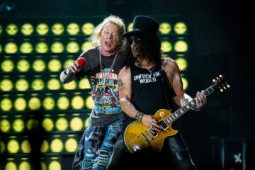 "I Guns N' Roses hanno suonato ""Knockin' On Heaven's Door"" per Kobe Bryant"
