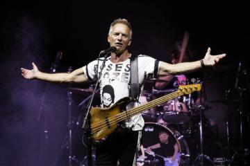 Sting ha annunciato un concerto a Torino