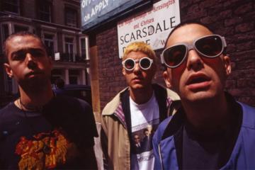 Tu li conosci i Beastie Boys?