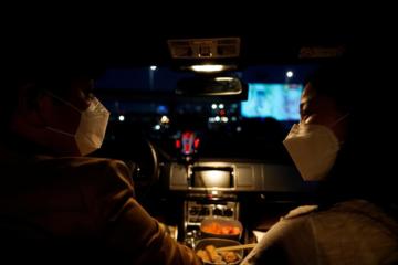 Il drive-in potrebbe salvare l'industria cinematografica