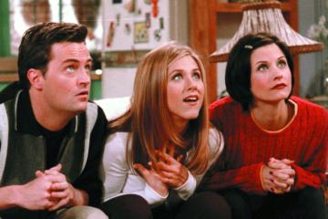 "La reunion di ""Friends"" è stata rimandata"