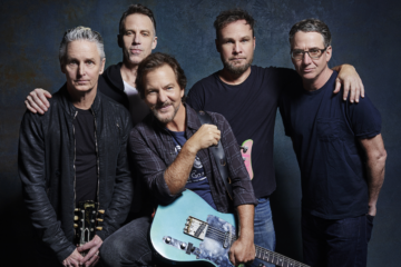 """Con """"Gigaton"""" i Pearl Jam sono tornati a galla"""