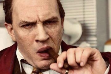 Guarda come se la cava Tom Hardy nei panni di Al Capone