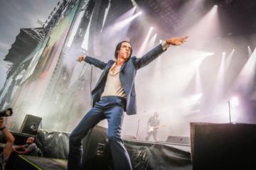 Nick Cave, due live in Italia nel 2021