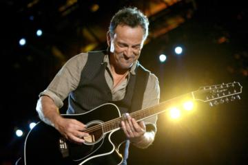 Bruce Springsteen ha pubblicato un nuovo album dal vivo