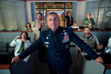 "Avete già visto il trailer di ""Space Force"" con Steve Carell?"