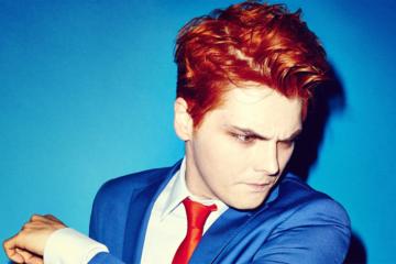 """Gerard Way, il nuovo singolo da solista s'intitola """"Here Comes the End"""""""