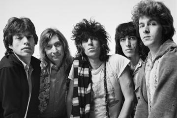 "I Rolling Stones con Jimmy Page nella nuova ""Scarlet"""