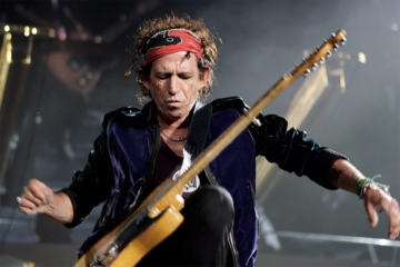 Keith Richards, mille modi per non morire