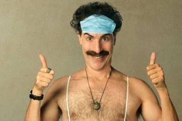 Il nuovo Borat mette in ridicolo l'America di Trump
