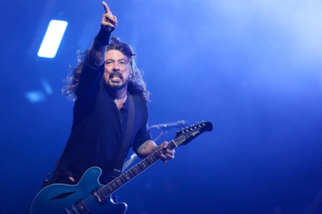 I Foo Fighters si sono esibiti a Los Angeles in versione unplugged