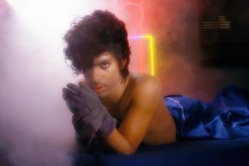 Lo strano rapporto di Prince con i live
