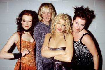 Courtney Love: «Sono tornata in sala prove con le Hole»
