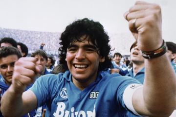 Come il mondo della musica ha ricordato Diego Maradona