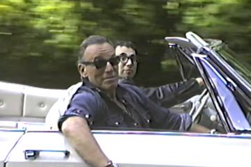 Bruce Springsteen ha pubblicato un brano coi Bleachers
