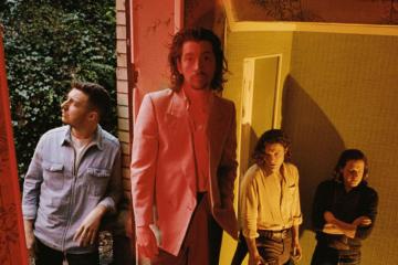 Gli Arctic Monkeys stanno lavorando a un nuovo album