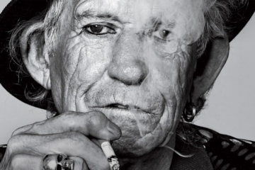 Keith Richards, mille modi per non morire