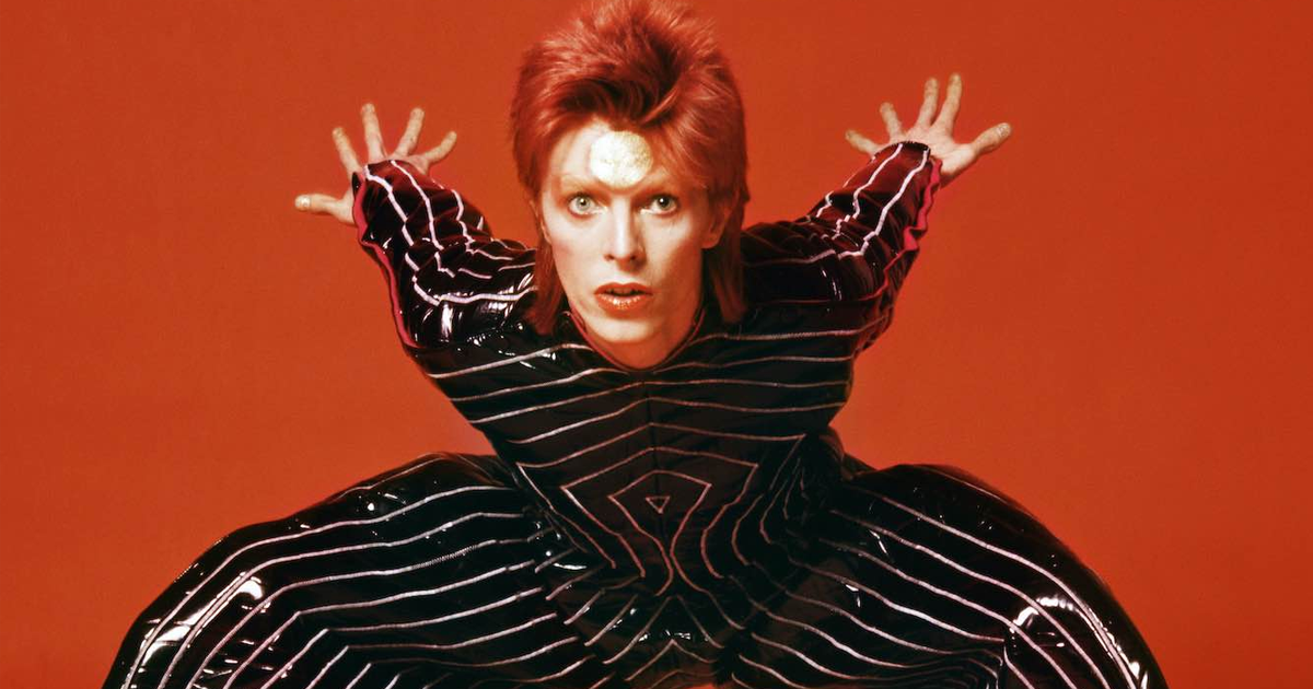 David Bowie e quei tre personaggi più riconoscibili di Gesù Cristo
